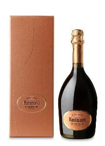 Foto Champagne Ruinart Brut Rosé de